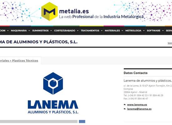 metalia.es